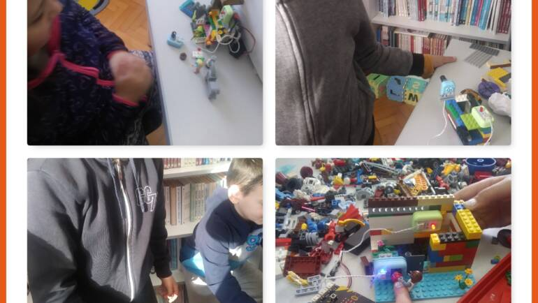 micro:bit+ boson+ lego= učenje kroz zabavu