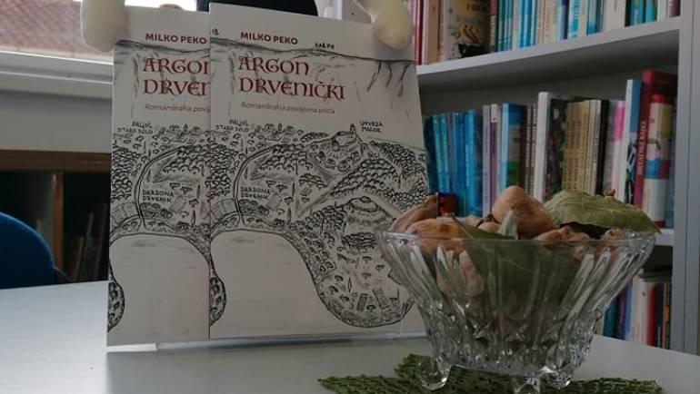S promocije knjige Argona Drveničkog