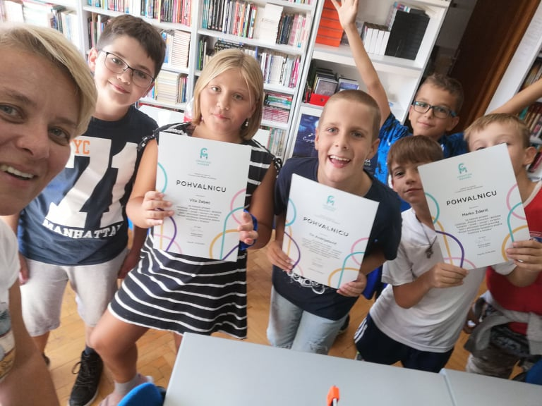 Osvojeno 1. i 3. mjesto na nagradnom natječaju POSUDI-IZRADI-OSVOJI